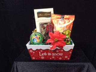 Let It Snow - Gift Baskets by Design